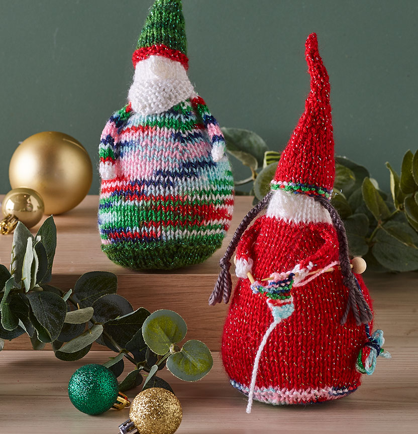 Christmas Kringle Gnomes Project