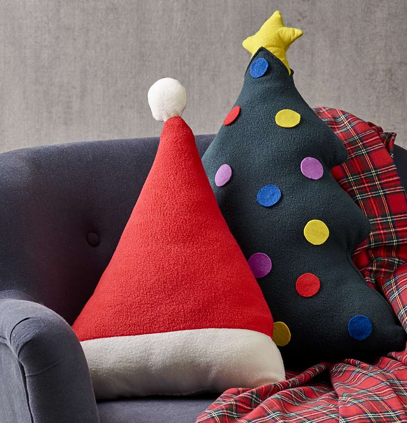 Christmas Pillows Project
