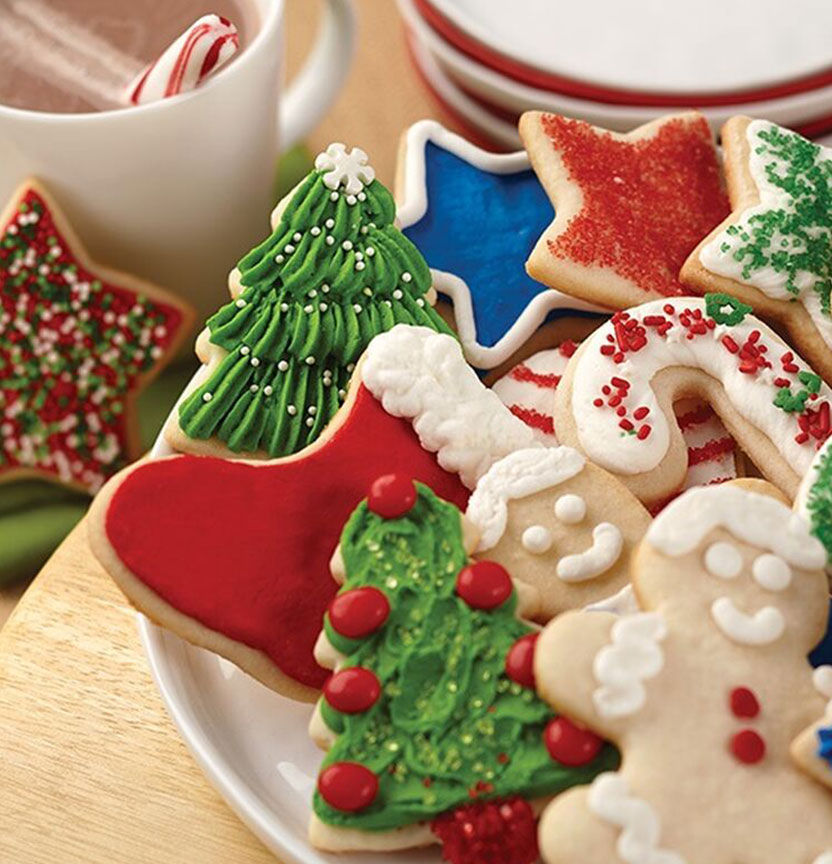 Christmas Sugar Cookies Project