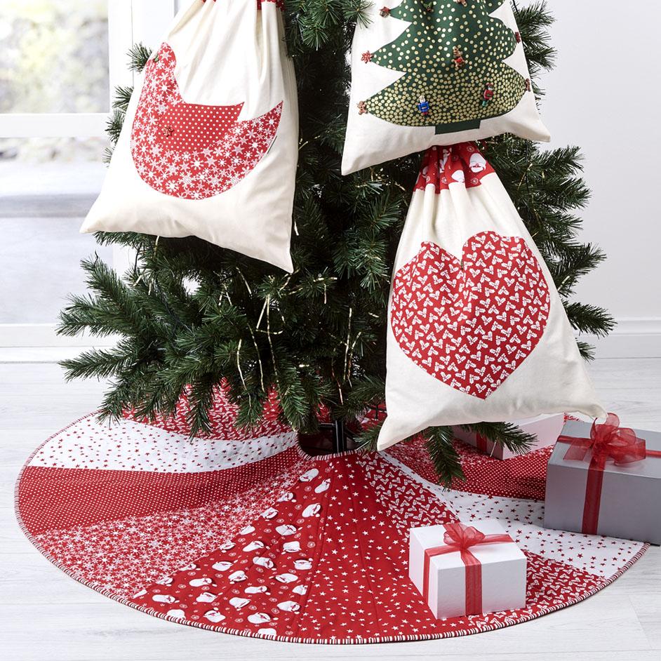 Christmas Tree Skirt Project | Spotlight Australia