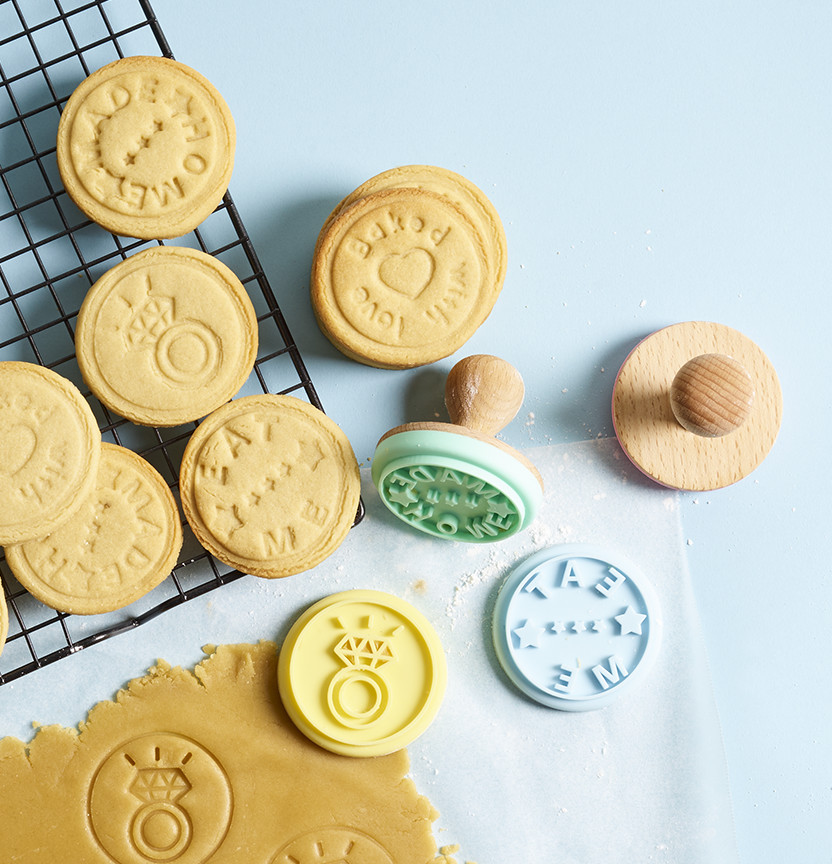 Cookie Stamps Project