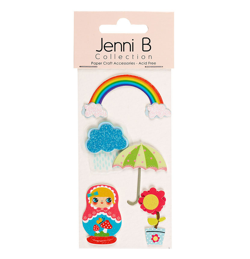 Shop Our Jenni B 3D Range