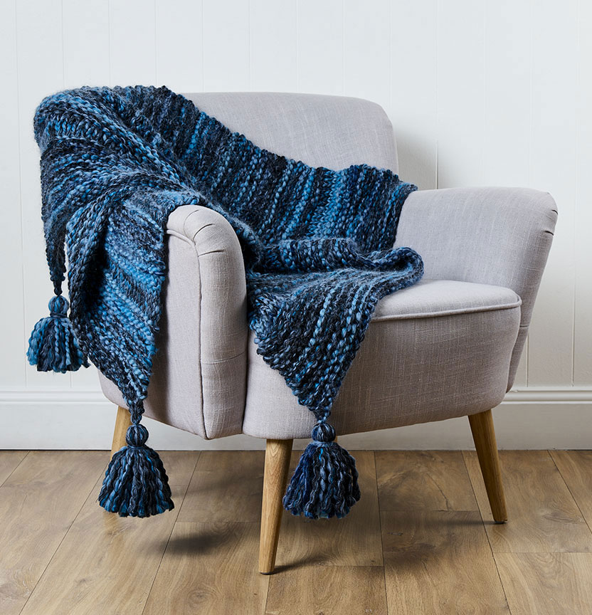 Blankets & Throws Projects At Spotlight