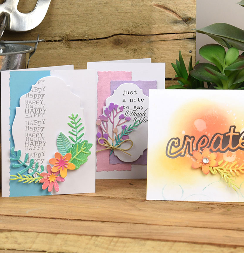 Card Making Projects At Spotlight