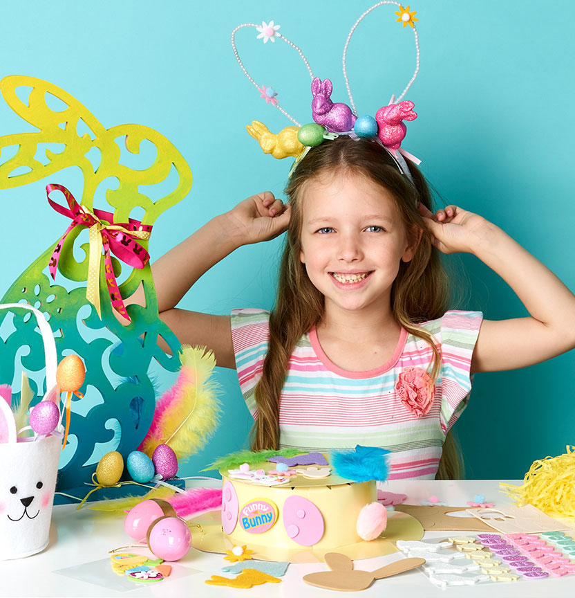 Easter Projects At Spotlight