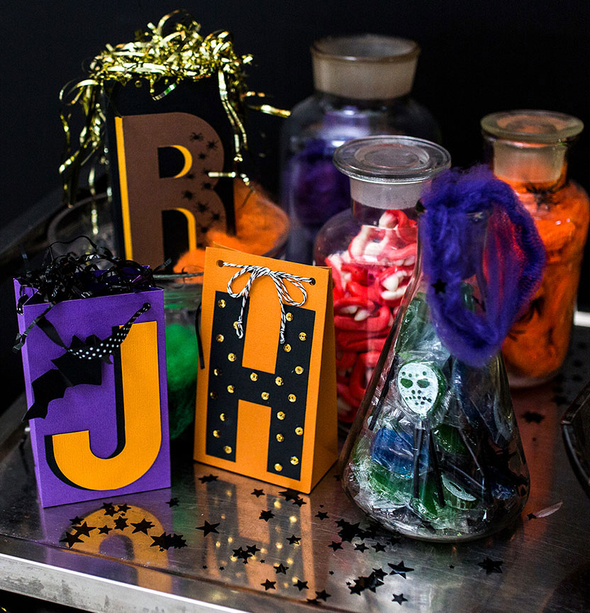 Halloween Projects At Spotlight