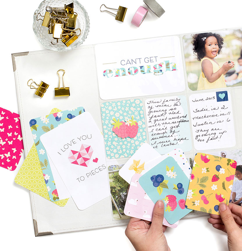 Papercraft & Scrapbooking Projects At Spotlight