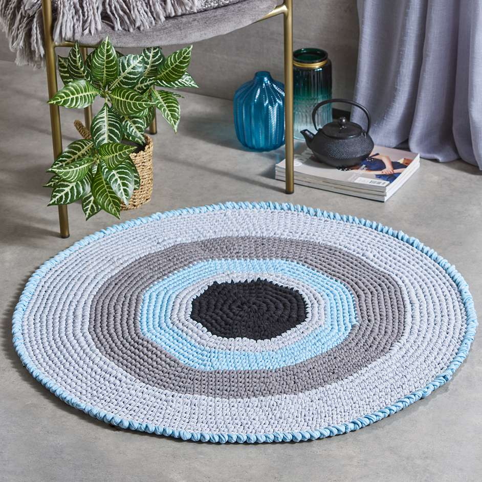 Craft Tee Floor Rug Project