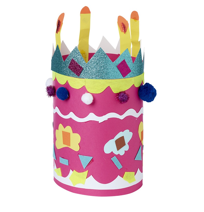 Crazy Cake Hats By Dawn Tan Project