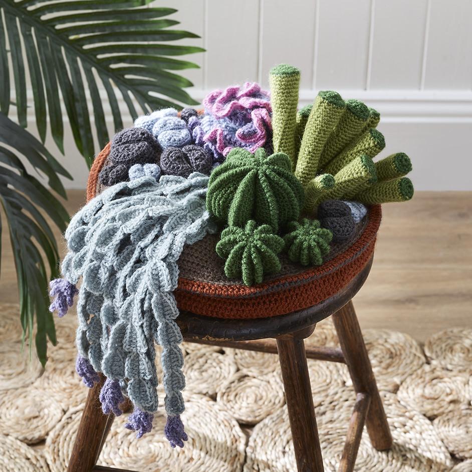 Giveaway! Amigurumi Cactus Kits - YouTube | 942x942