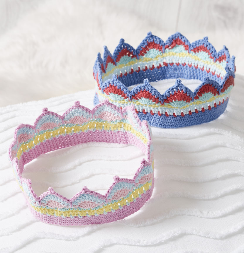Crochet Crown Project