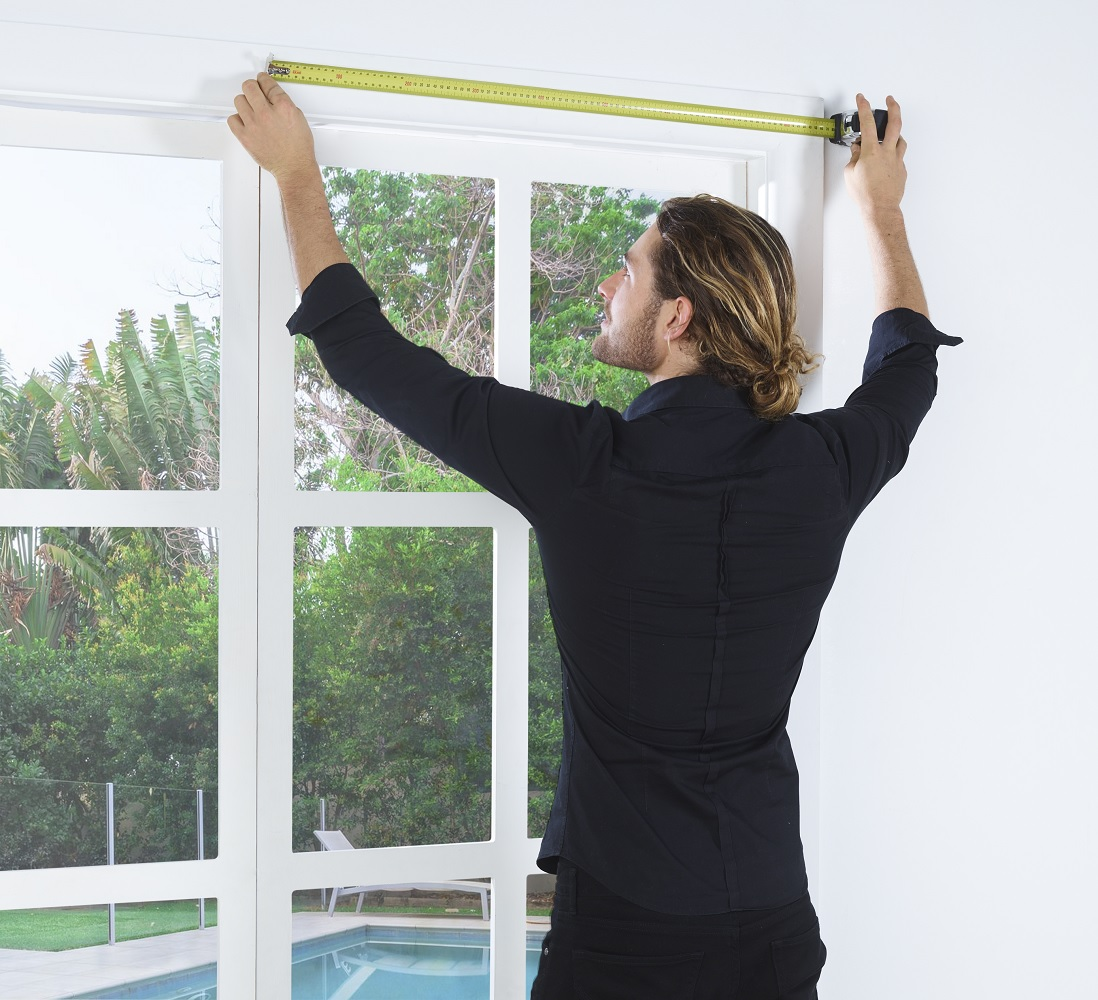 Curtains & Blinds How To Measure Guide