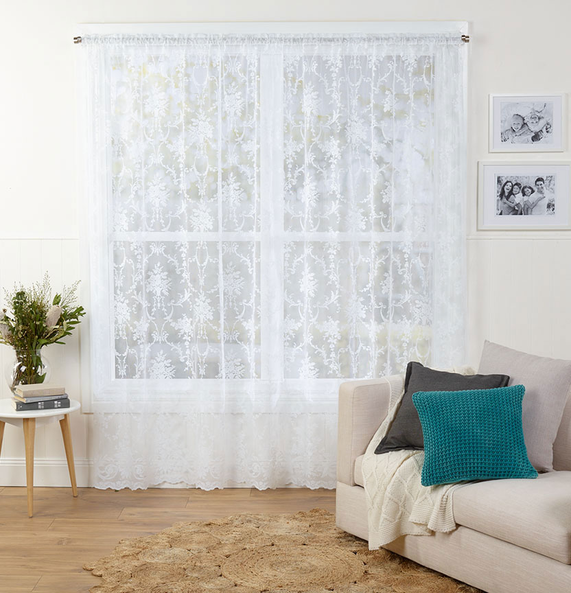 Shop Our Sheer Curtain Fabrics Range