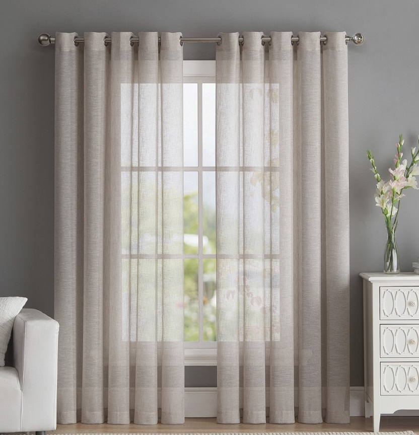 Shop Our Sheer Curtains Range