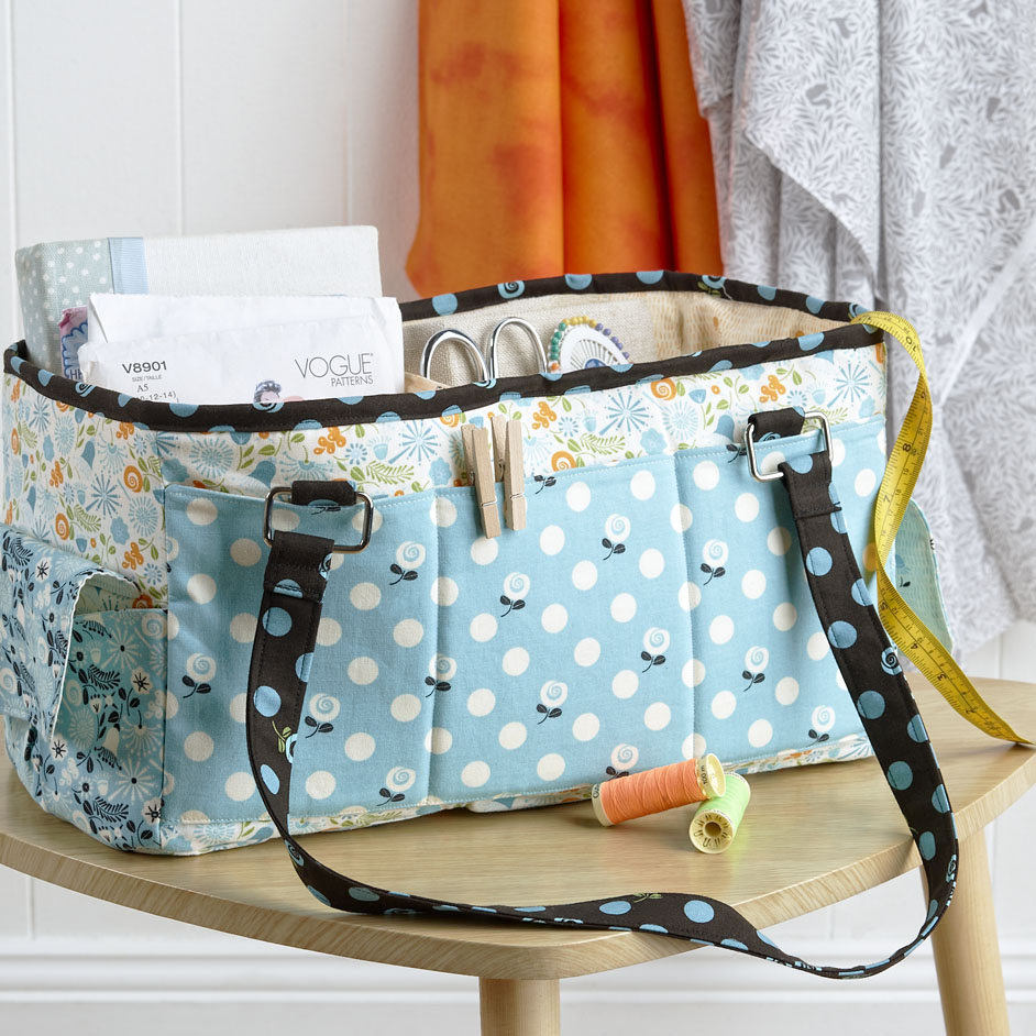 Darling Lane Sewing Caddy Project