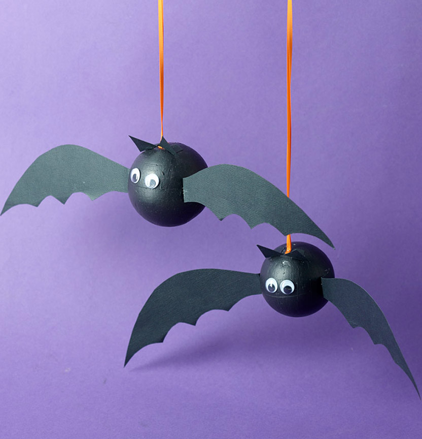 Decofoam Bats Project