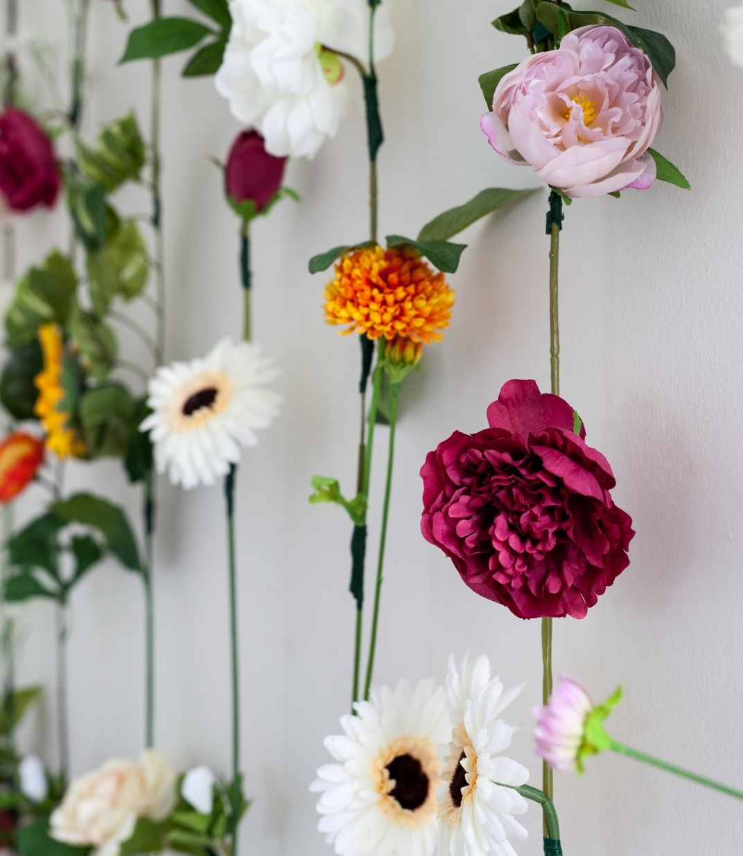 DIY Flower Dangles That Are Super Pretty