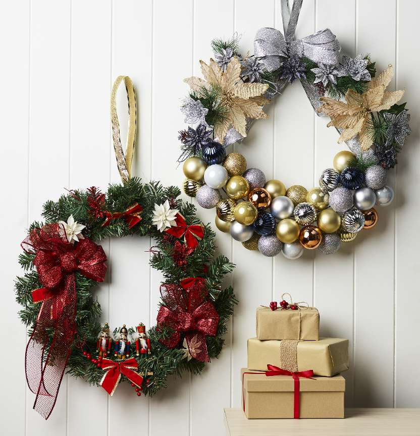 DIY Wreaths Project