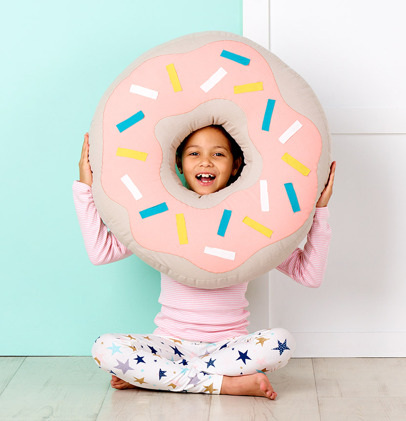 Donut Cushion Project