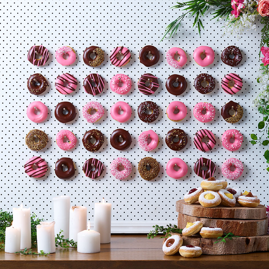 Donut Wall Project