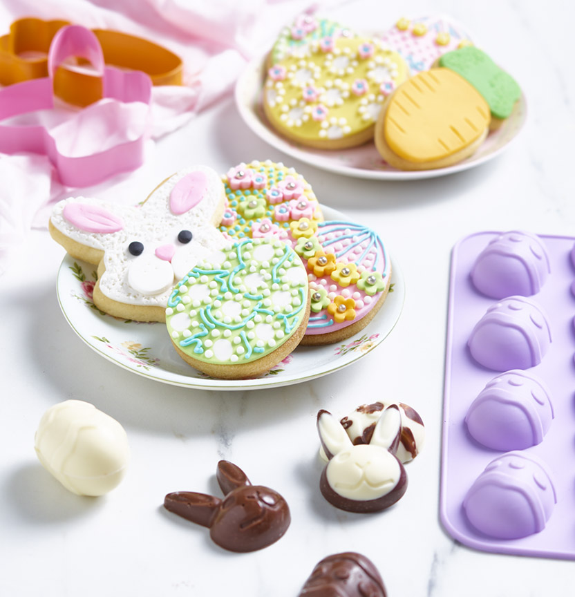 Easter Baking Project
