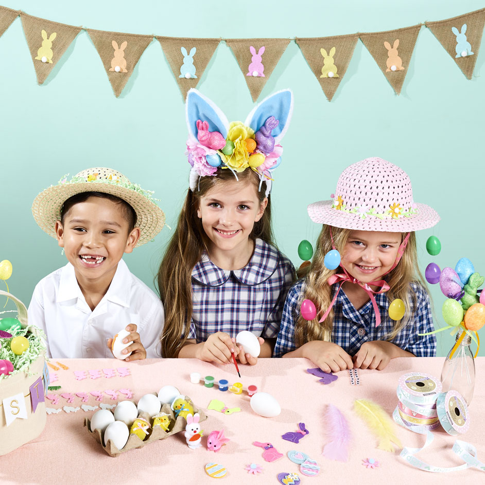 Easter Bonnets Project