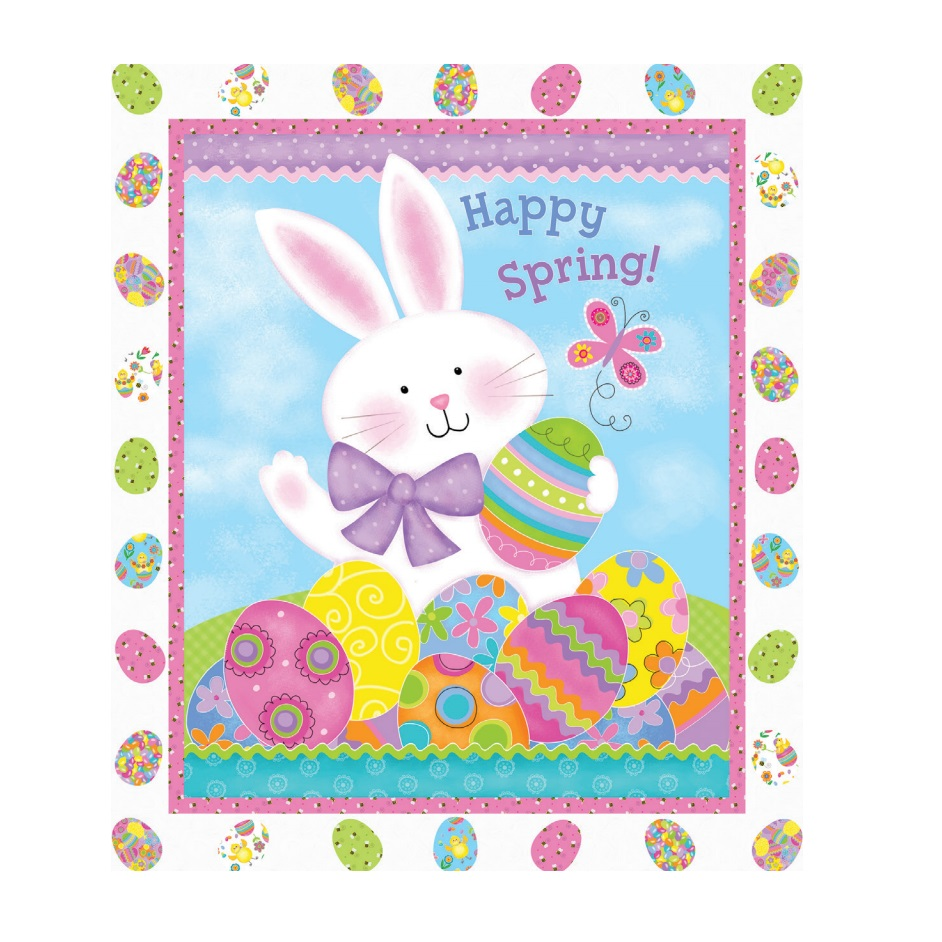 Easter Bunny Quilt Project