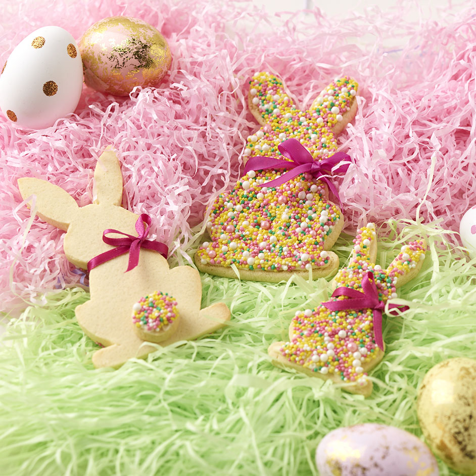 Easter Freckle Bunny Cookies Project Spotlight Australia