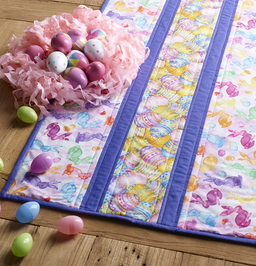 Easter Table Runner Project