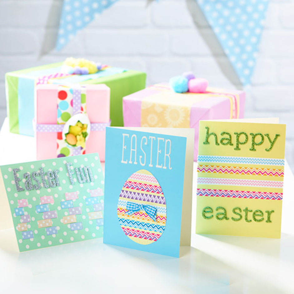 Easter Theme Cards Project