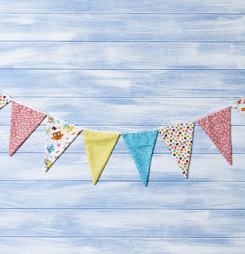 Easy Bunting Project