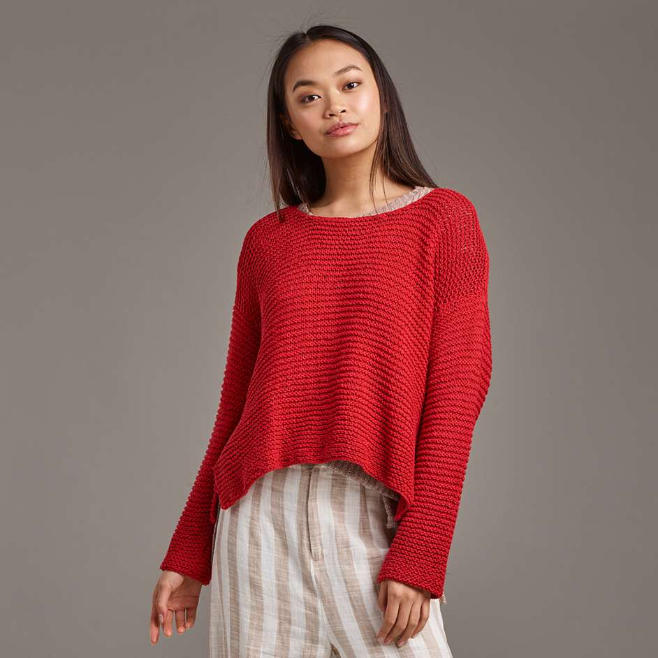 Eco Cotton Jumper Project