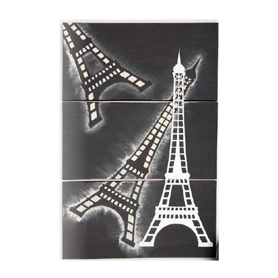 Eiffel Tower Canvas Project