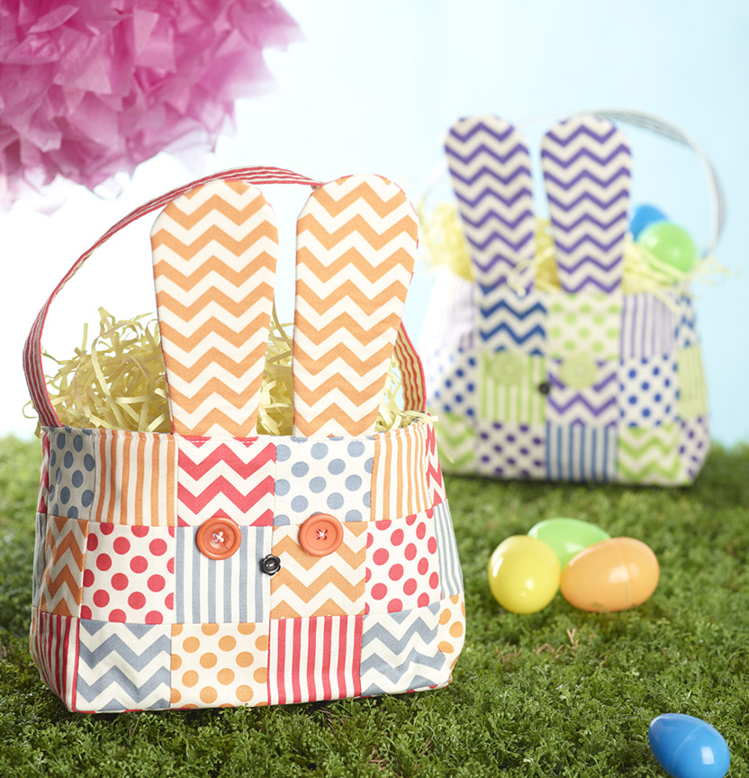 Elements Easter Baskets Project