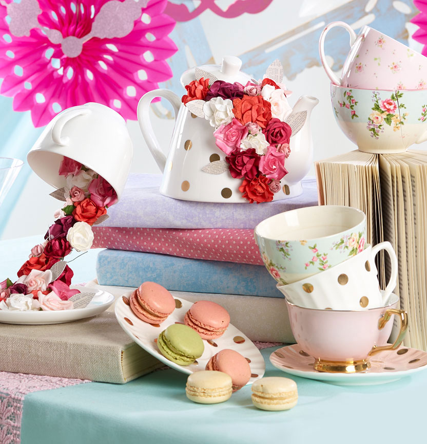 Shop Our High Tea Range