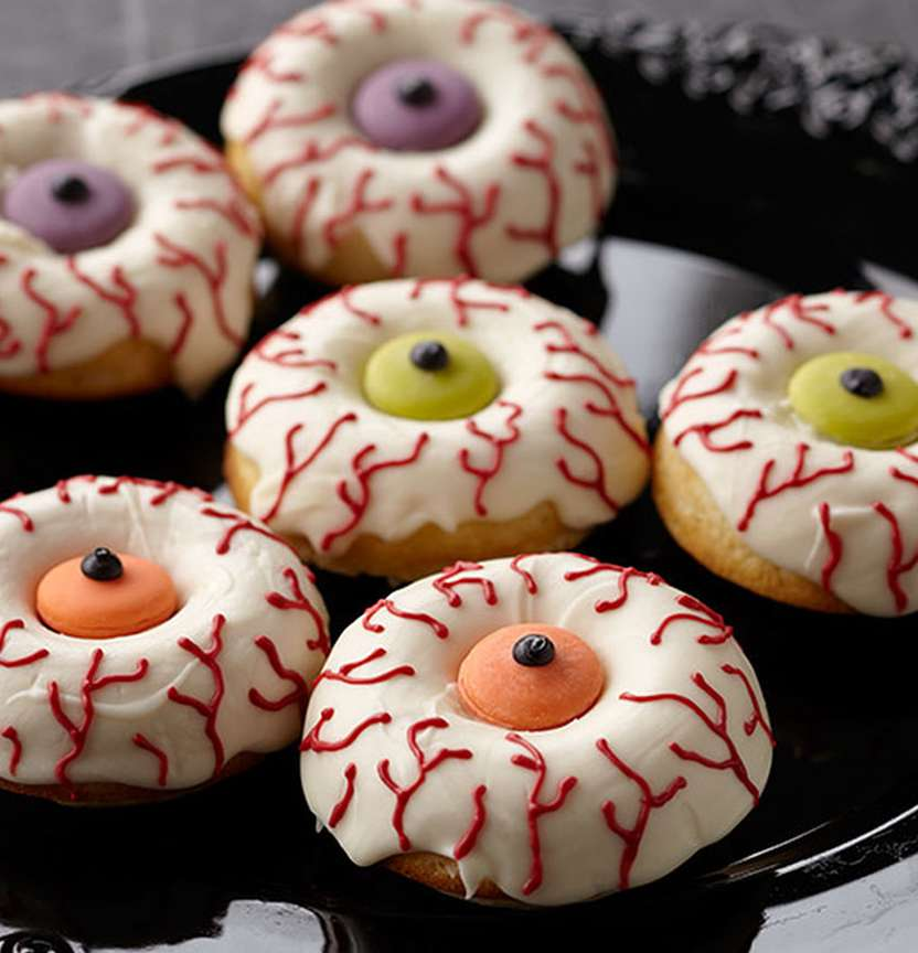 Eye Scare You Donuts Project