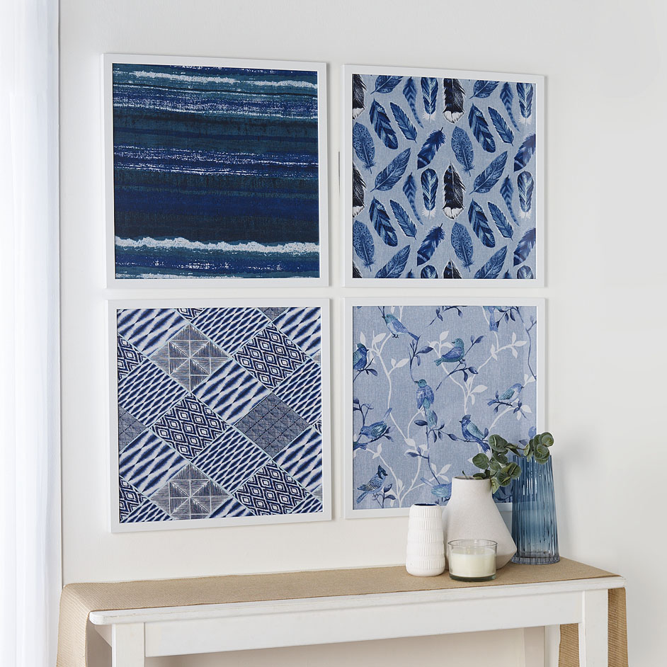 Fabric Frames Project