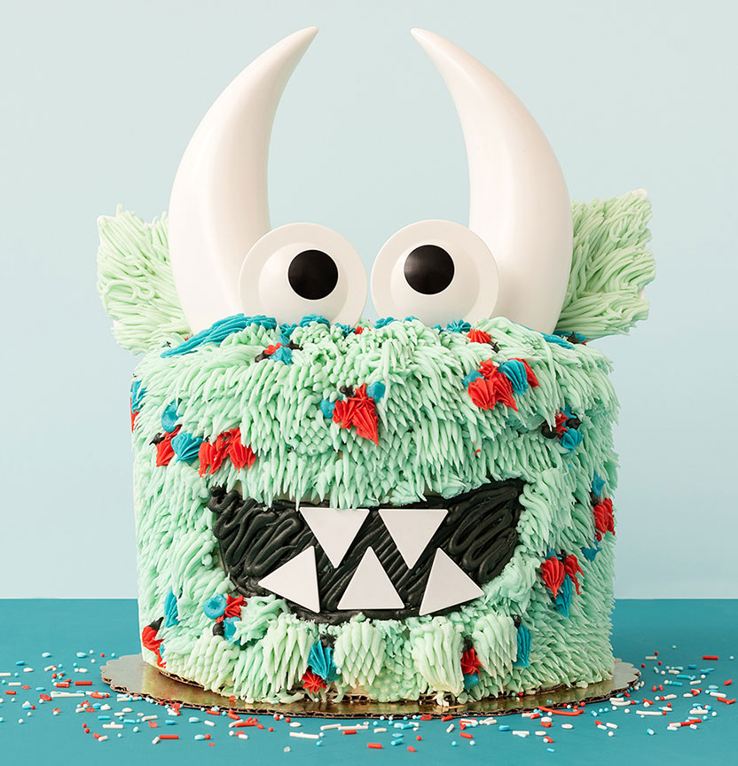 Face Cake Kit Monster Project