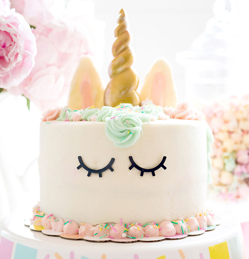 Face Cake Kit Unicorn Project