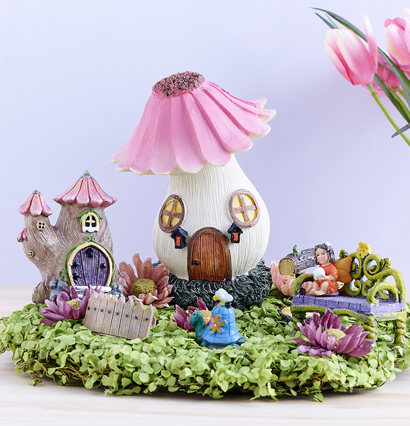 Fairy Village 2 Project