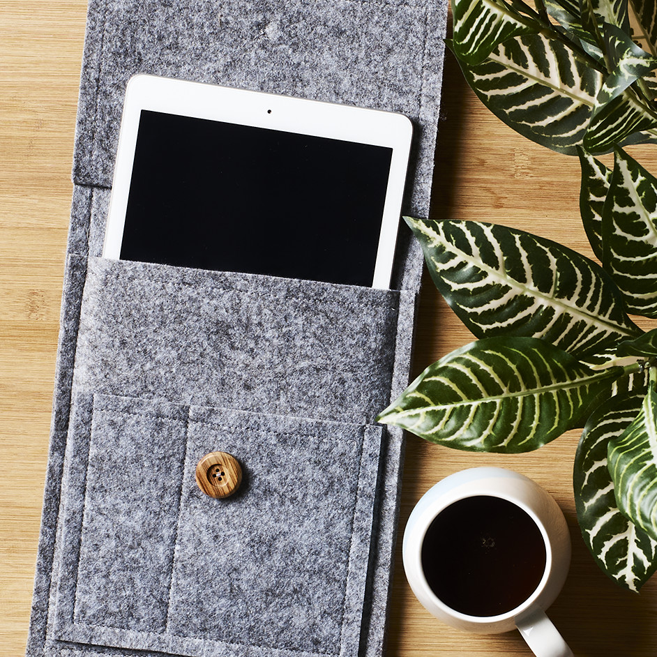 Felt Tablet Cover Project