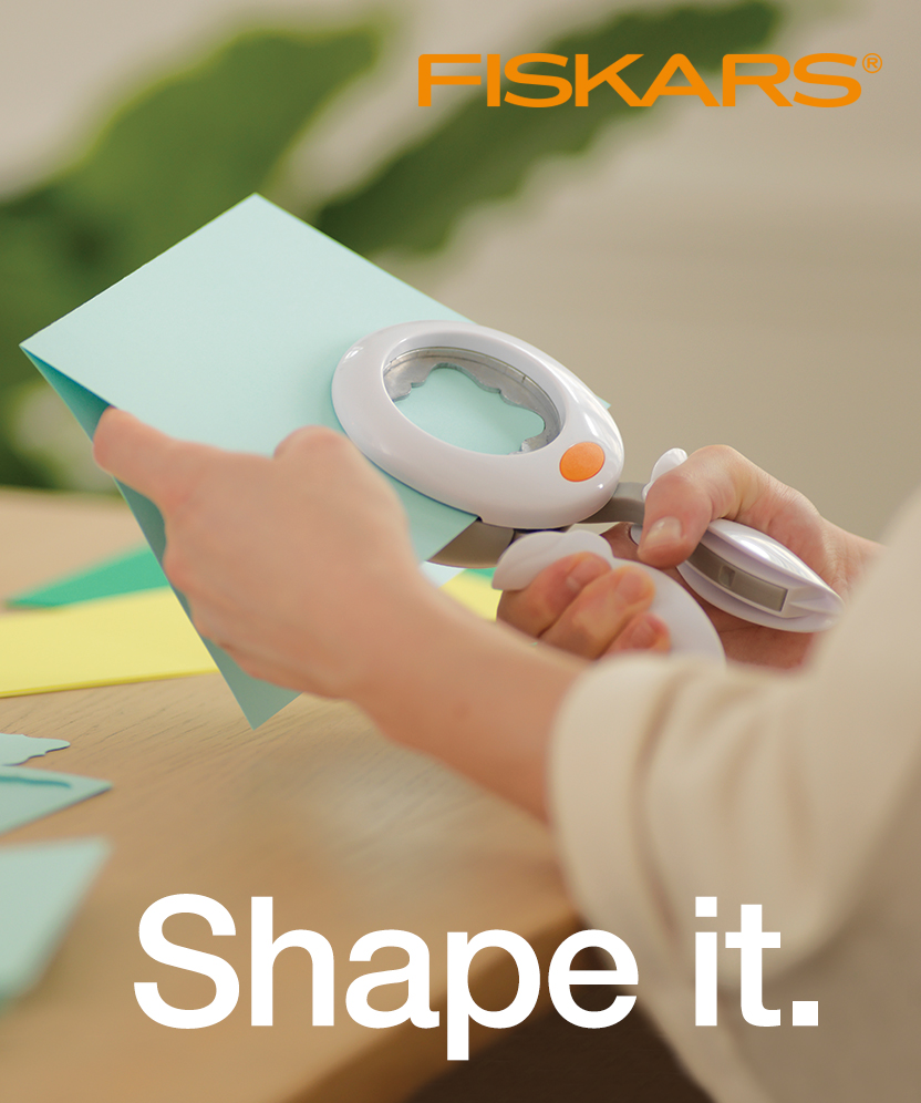 Shop The Fiskars Papercraft Range