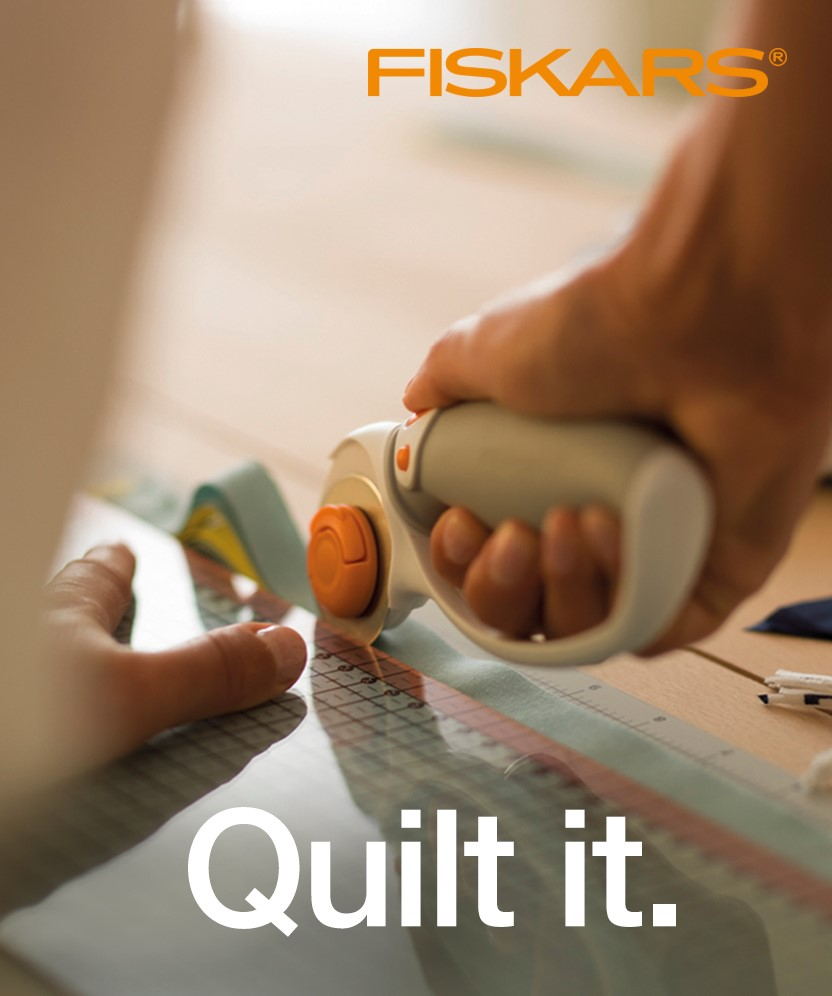 Shop The Fiskars Quilting Range