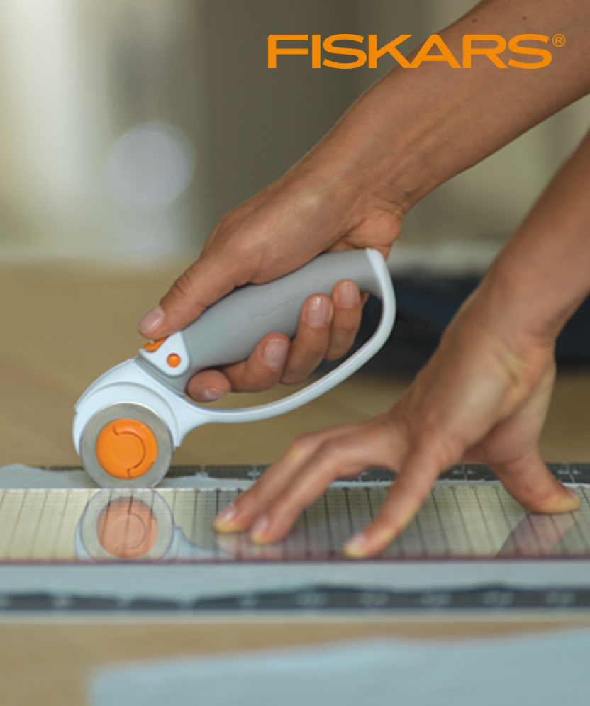 Shop The Fiskars Rotary Cutter Range