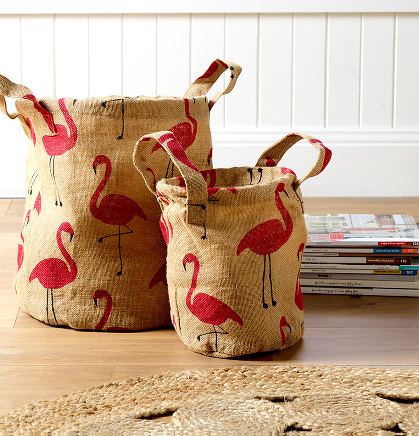 Flamingo Buckets Project