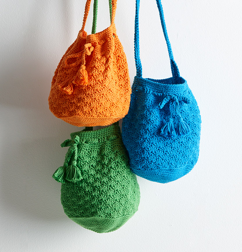 Flinders Crochet Bag Project