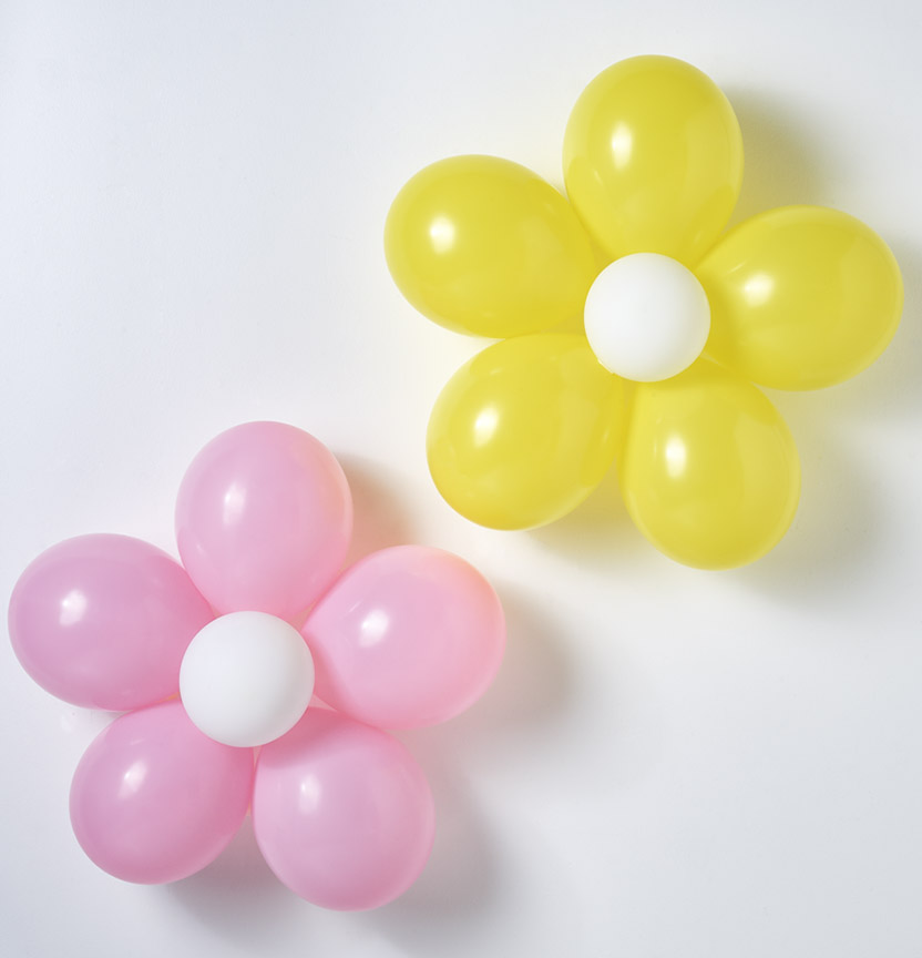 Flower Balloons Project