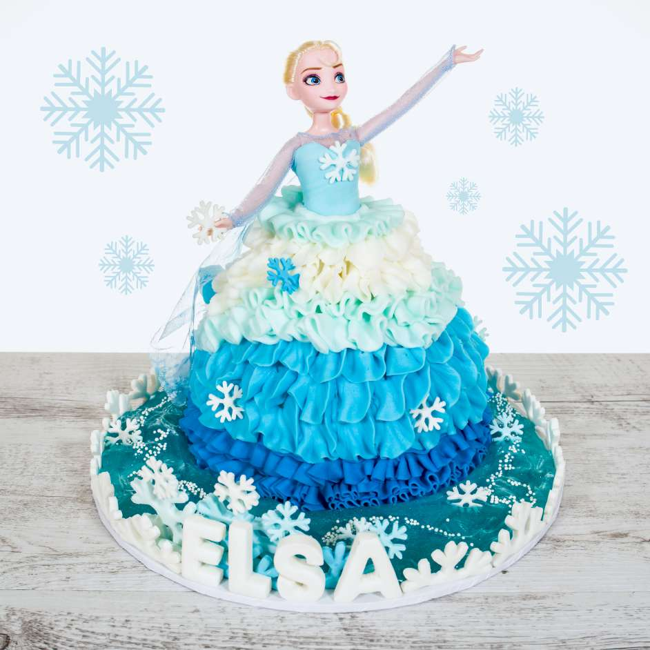 Frozen Cake Project