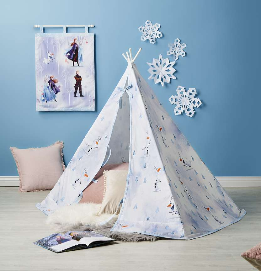 Frozen Tee Pee Project