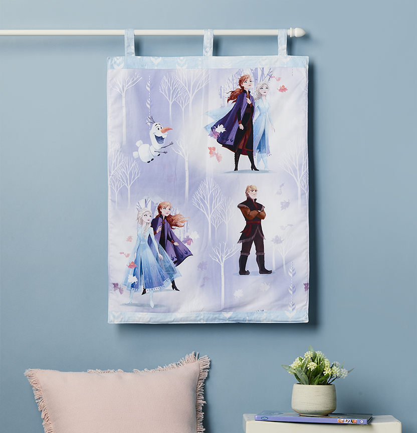 Frozen Wall Hanging Project